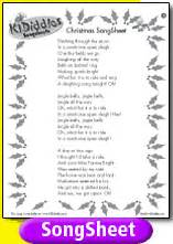 Sleigh Bed Jingle Bells Song And Lyrics From Kididdles
