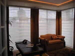 drapery contemporary window treatments orange county