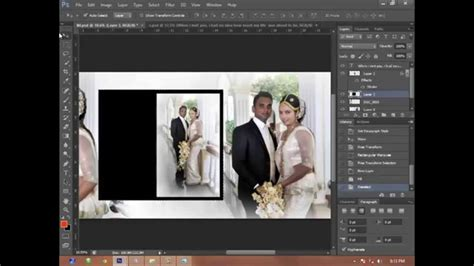 Wedding Photo Album Design Templates Adobe Photoshop by Wedding Album Page 2 Using Adobe Photoshop Cs6 Hd
