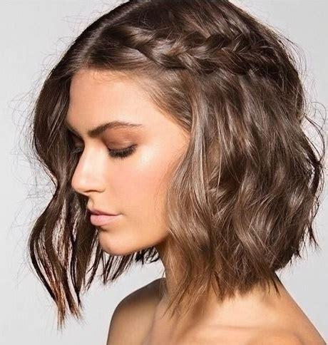 peinados de pelo corto rizado peinados semirecogidos pelo corto