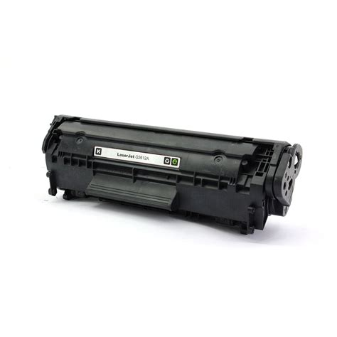 Hp Premium Laserjet egreen premium q2612a toner cartridge egreen