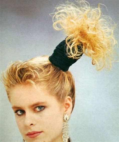 hairstyles of the 80s side ponytail 1001 ideas for 80s fashion inspired outfits that will