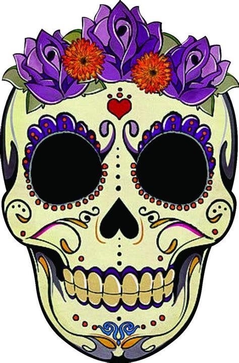 imagenes de calaveras y muertes las 25 mejores ideas sobre calaveras mexicanas tattoo en