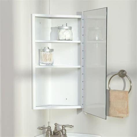 25 best ideas about corner medicine cabinet on