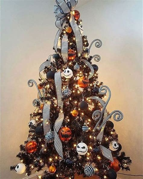 nightmare before xmas tree ideas 19 most creative trees pretty my