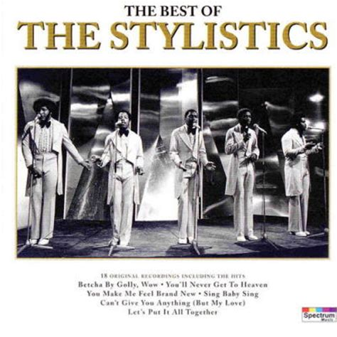 The Best by The Best Of The Stylistics Ii By The Stylistics