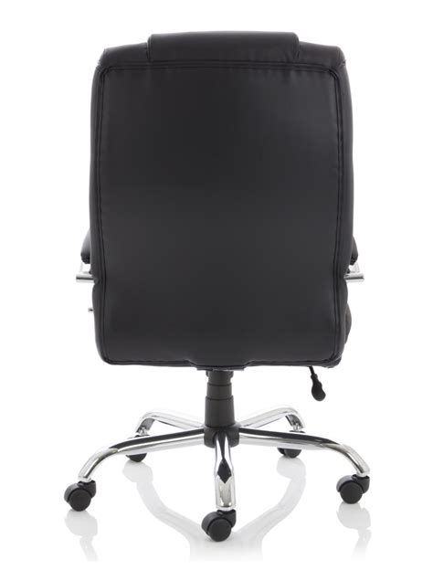 Heavy Duty Office Chairs by Dynamic Hd Heavy Duty Executive Leather Office Chair