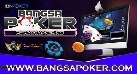 idnpoker agen poker  uang asli poker