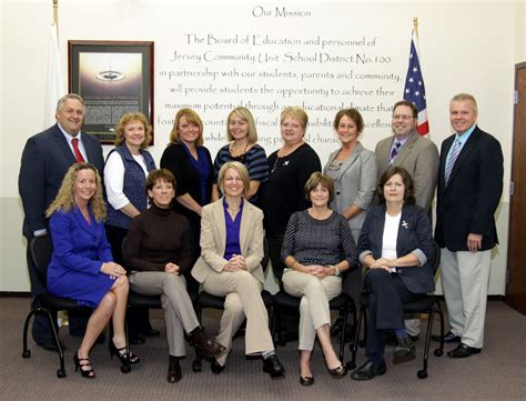 Office Staff by District Office Staff Jersey Cusd No 100