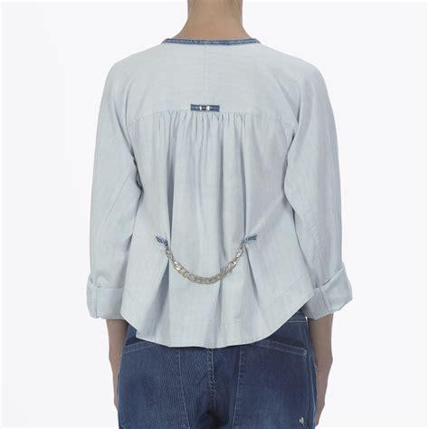denim swing jacket high shaker ultra bleach denim swing jacket mr mrs