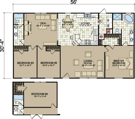 double wide mobile homes floor plans chion homes double wides