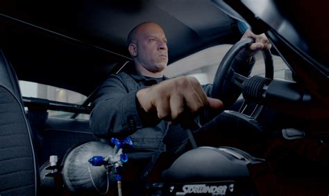 fast and furious 8 vin diesel interview fast and furious vin diesel wasn t universal s first