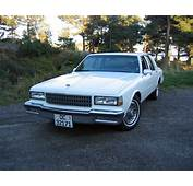 Chevrolet Caprice 1989 Review Amazing Pictures And