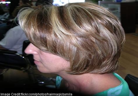 hair reverse frosting coloring gray hair by frosting 17 best images about