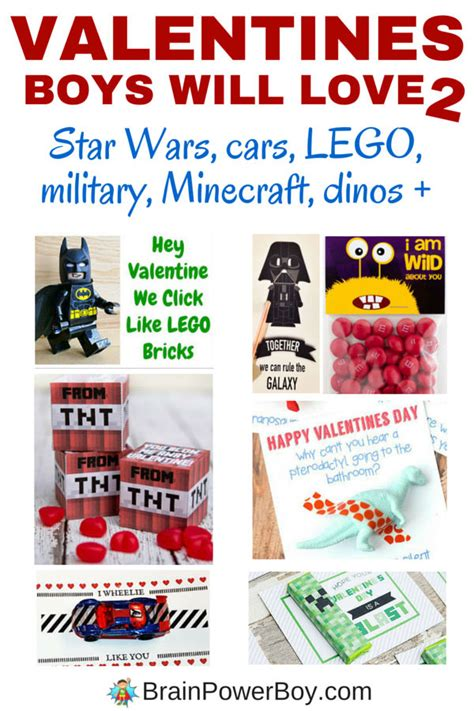 what do you give a boy for valentines day seriously cool valentines for boys they will want to