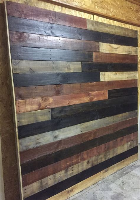Wood Pallet Headboard 672 Best Pallet Beds Headboards Images On Pinterest Pallet Beds Recycled Pallets And 1001