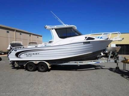 hardtop boats for sale perth trailcraft 8m hardtop twin mrecury 4 stroke motorboats