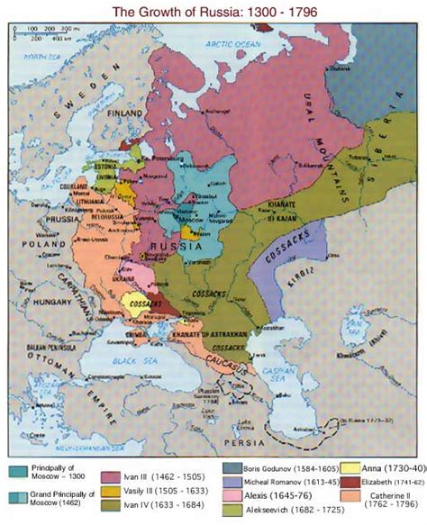 russia and eastern europe map 1300 thefalkowskination world history honors 2012