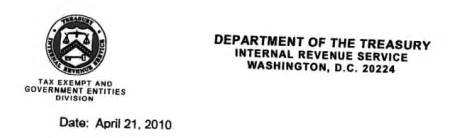 Official Irs Letterhead Documents Irs Letters Harassing Conservative Groups Came From Washington Dc Headquarters And