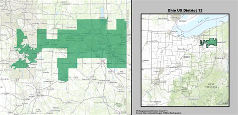 Ohio The 17th State by Ohio S 13th Congressional District