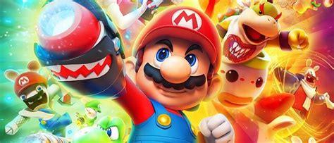 Test Mario The Lapins Cr 233 Tins Kingdom Battle