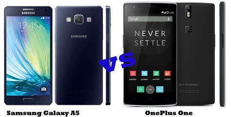 Harga Samsung One 5 harga samsung galaxy a5 vs oneplus one duel smartphone