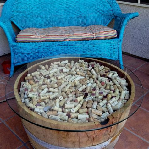 half wine barrel table 46 best wine barrel images on wine barrels