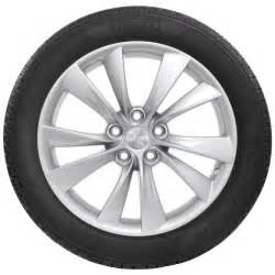 Find Tires By Car Model Model X 19 Quot Cyclone Wheel And Winter Tire Package