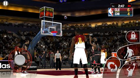 nba 2k14 free for android nba 2k14 modded to 2k15ui for android mali gpu works apk data androidcribs