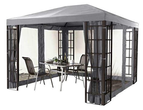 ersatzdach dach f 252 r pavillon 3x4 m anthrazit grau - Gartenpavillon 3x4