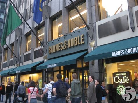 Barnes And Noble On 5th Avenue barnes noble booksellers