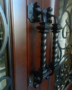 Wrought Iron Exterior Door Hardware Wrought Iron Door Handles Pulls Melbourne Wrought Iron