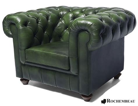 fauteuil chesterfield chesterfield club chair rochembeau sheepskin leather chesterfield armchair