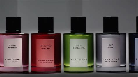 Personal Scent by Zara Home Launches Personal Fragrance Line