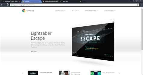 chrome theme edge firefox developer edition s dark theme for chrome is here