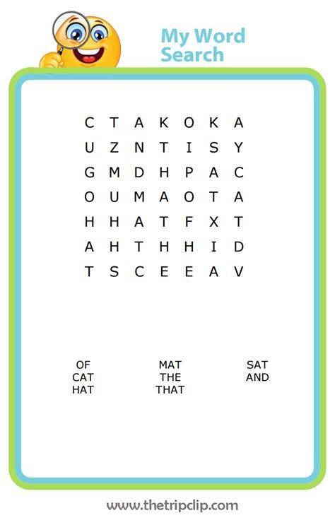 printable word search grade 1 word search puzzles for first graders winter word search