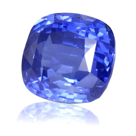 Blue Saphire Ceylon ceylon cornflower blue sapphire 5 07ct king gems