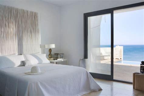 chambre vue sur mer magnifique villa de vacances en andalousie avec vue