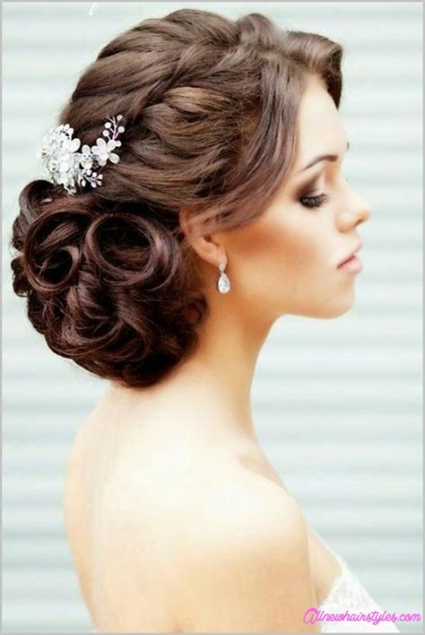 Bridal Hairstyles All by Bridal Hairstyles Images Allnewhairstyles