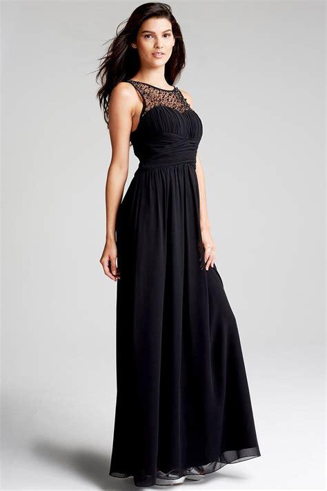 black embellished neck maxi dress   mistress uk