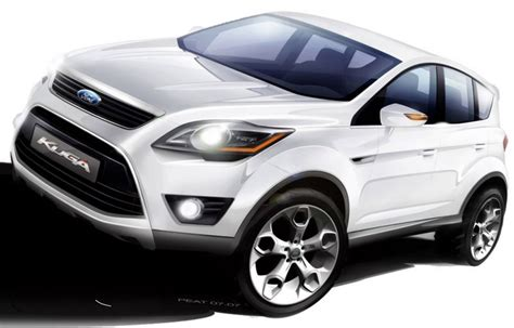 ford crossover 2007 ford kuga news and reviews top speed