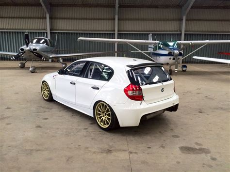 Bmw 130i by Racecarsdirect Bmw E87 130i Challenge Car