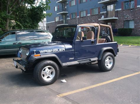 how to learn about cars 1993 jeep wrangler instrument cluster 1993 jeep wrangler i pictures information and specs auto database com