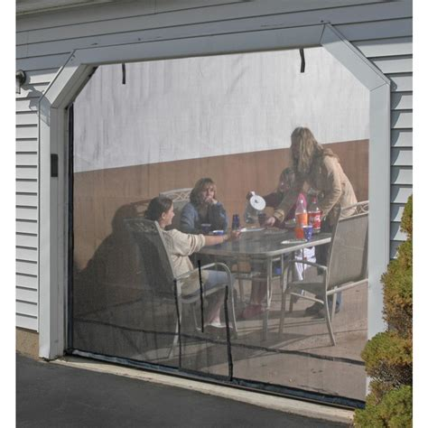 Garage Door 16x8 by 16 X 8 Garage Door Screen Veryideas Co