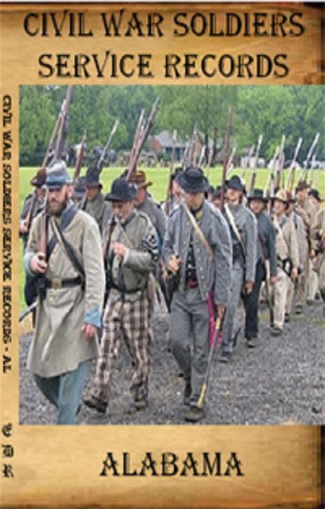 Free Records Mobile Al Research Your Civil War Ancestor Confederate Civil War Soldiers Service Records