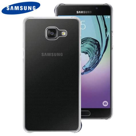 Samsung Galaxy A3 2016 Dove Ultra Thin Casing Emas offizielle samsung galaxy a3 2016 slim h 252 lle in klar mobilefun de