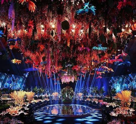 A Wild Jungle Wedding Theme By Eye Candy Lebanon   Arabia