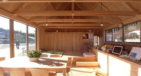 designboom naruse naruse inokuma architects riku cafe