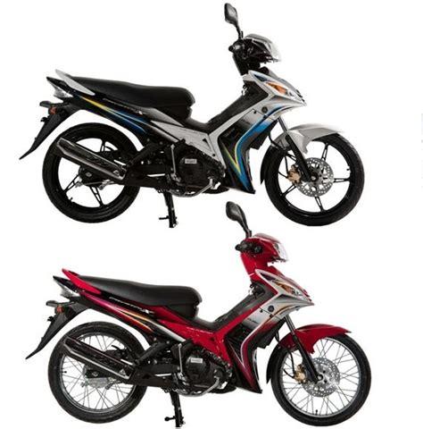 Lu Proji Mx 135 yamaha cryptonx t135 spesifikasi dan modifikasi motor