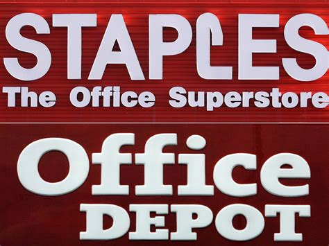 Call Office Depot staples and office depot call merger after judge s